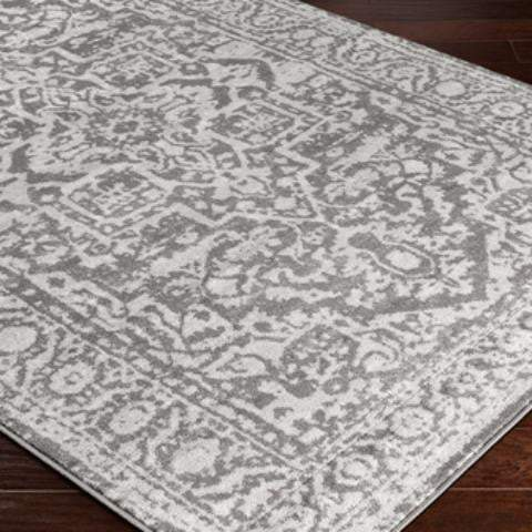 Monte Carlo Rug Collection - Multiple Sizes & Shapes (Gray) - Parker Gwen