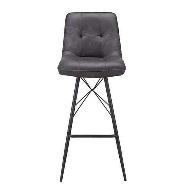 Morrison Padded Seat Bar or Counter Stool