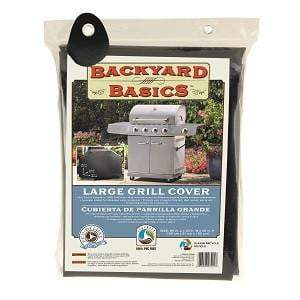 Mr. B-B-Q Extra Backyard Basics Grill Cover: Two Sizes-Grilling Tool-Parker Gwen