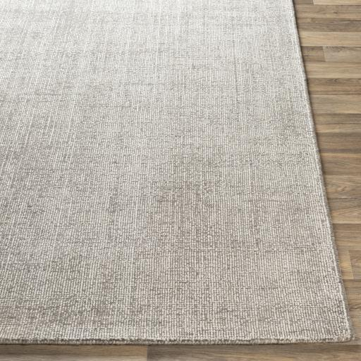 Juliette Recycled Hand Tufted Rug Collection - Multiple Sizes (Gray) | Indoor | parker-gwen
