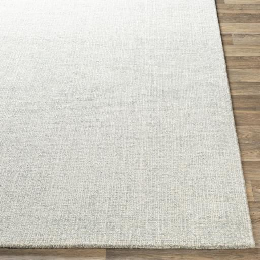 Juliette Recycled Hand Tufted Rug Collection - Multiple Sizes (Light Gray) | Indoor | parker-gwen