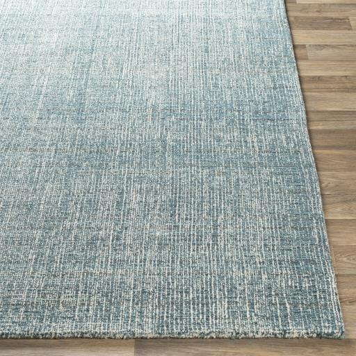 Juliette Recycled Hand Tufted Rug Collection - Multiple Sizes (Aqua)