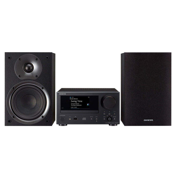 Onkyo CS-N575 Network Hi-Fi CD Player System-Tabletop Audio-Parker Gwen