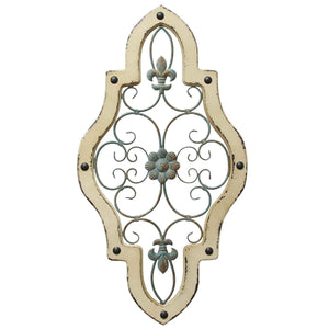 Ornate Panel Wall Décor-Wall Accent-Parker Gwen