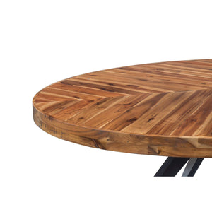 Parq Oval Dining Table - Parker Gwen