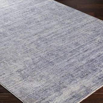 Presidential Area Rug Collection - Navy & Ivory (Multiple Sizes & Runner) - Parker Gwen