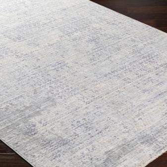 Presidential Area Rug Collection - Pale Blue & Ivory (Multiple Sizes & Runner) - Parker Gwen