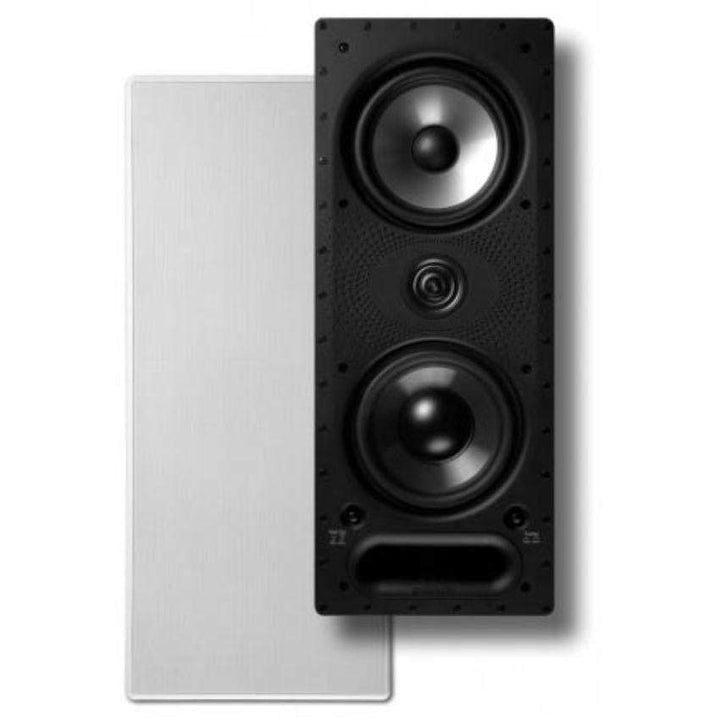 "Polk 265-LS Vanishing LS Series In-Wall speaker with Dual 6.5"" Drivers-In-Wall Speaker-Parker Gwen"