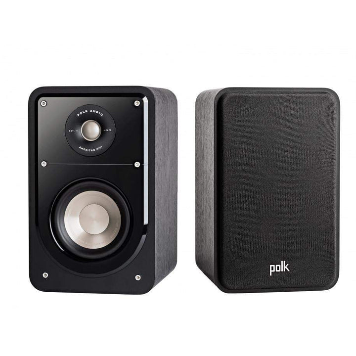 Polk Audio Signature Series Home Theater Compact Bookshelf Speaker Pair (S15) - Parker Gwen