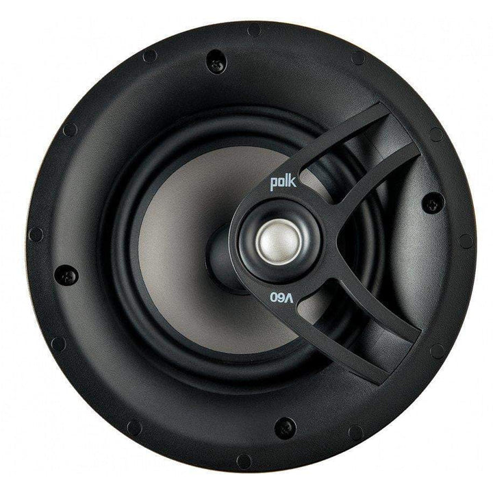 Polk Audio Vanishing High Performance In-Ceiling Speaker (V60)-In-Wall Speaker-Parker Gwen