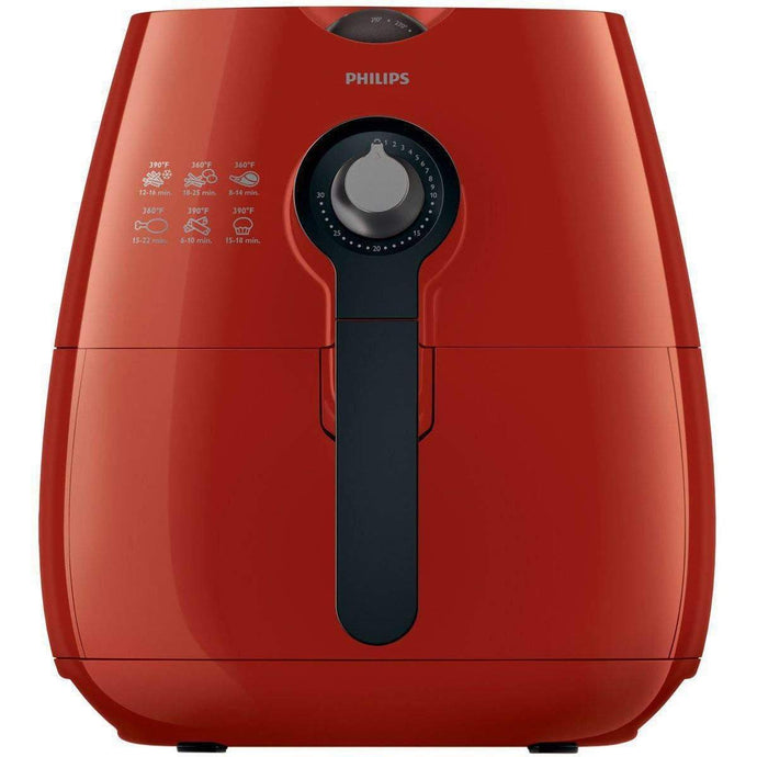 Philips Viva Collection Airfryer (Red)