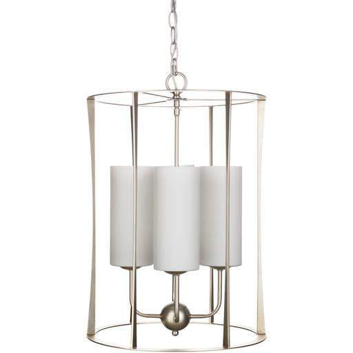 "Rhys 24.2""H x 16.5""W 4-Light Lantern Chandelier"
