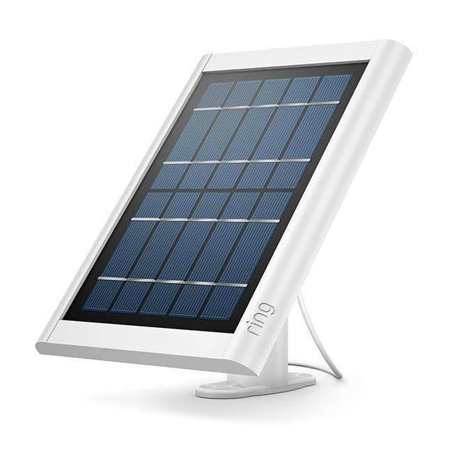 Ring Solar Panel Spotlight Cam Battery (Available in Black or White) - Parker Gwen