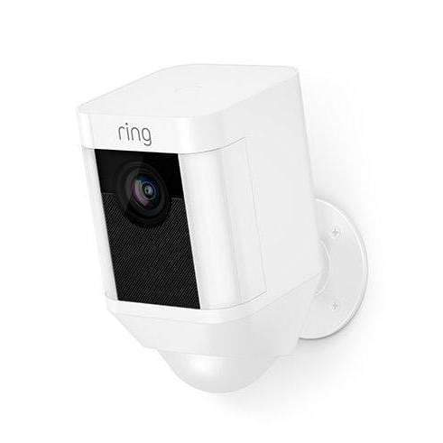 Ring Spotlight Cam Battery (Available in Black or White)-Security Camera-Parker Gwen
