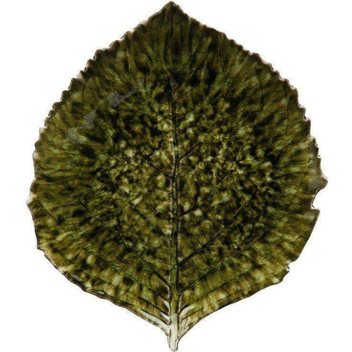 Riviera Collection HYDRANGEA LEAF Plate (Set of 6): Forets - Parker Gwen