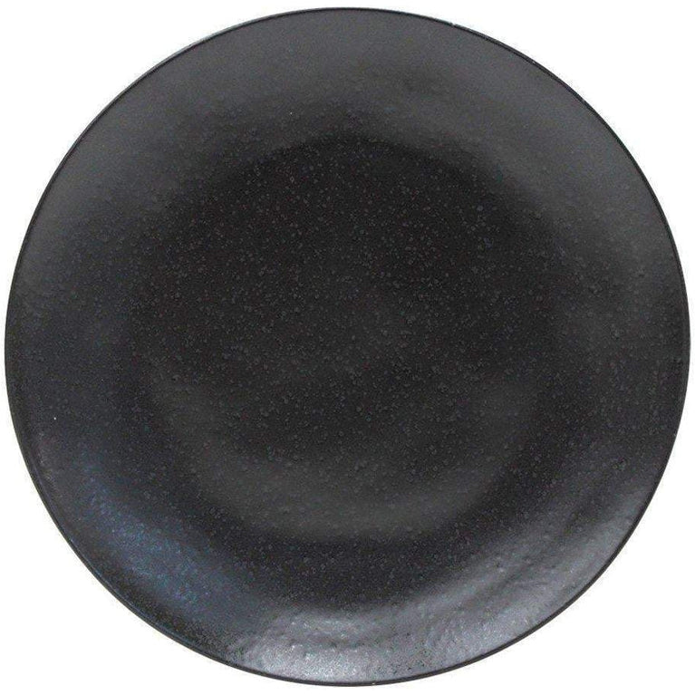 Riviera Dinner Plate Set of 6 (Sable Noir) - Parker Gwen