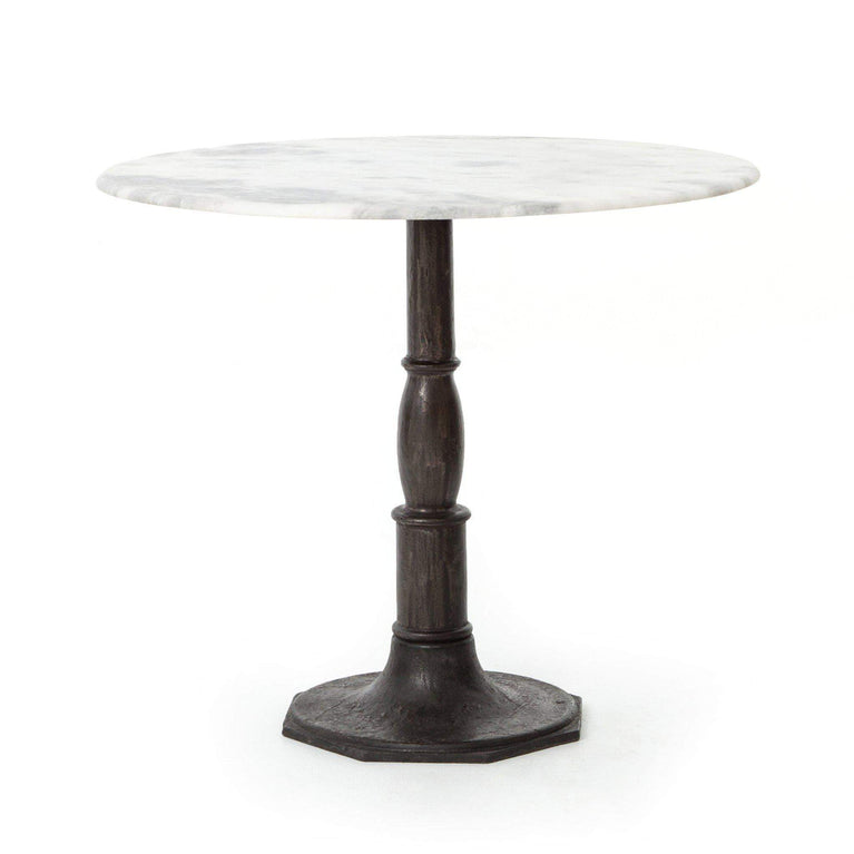 Rockwell Collection Lucy Bistro Table: Carbon Wash - Parker Gwen