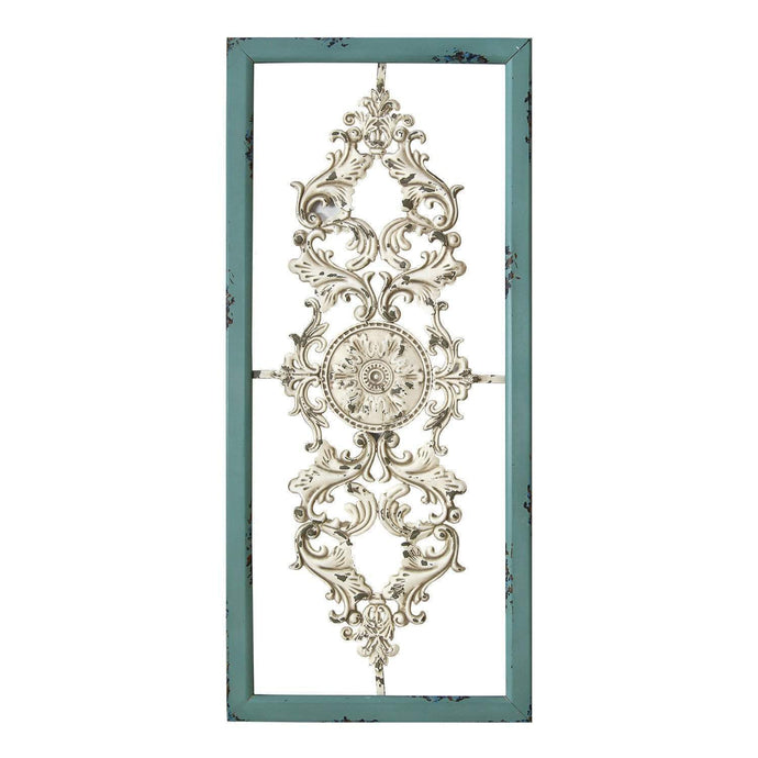 Scroll Panel Wall Décor-Wall Accent-Parker Gwen