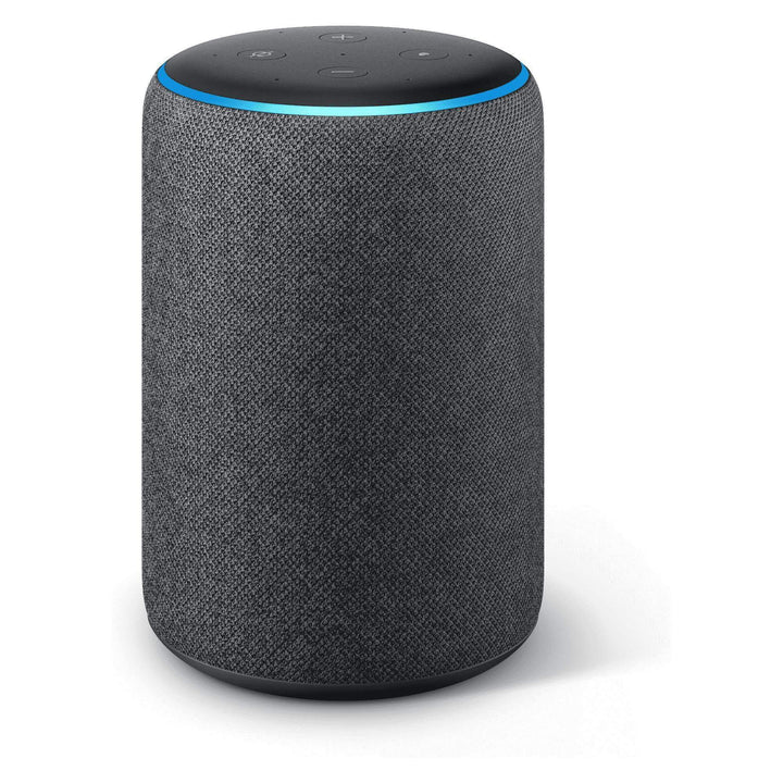 Amazon Echo Plus 2nd Generation: Charcoal - Parker Gwen