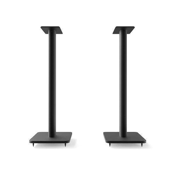 "Kanto 26"" or 32"" Bookshelf Speaker Stands (Black)"