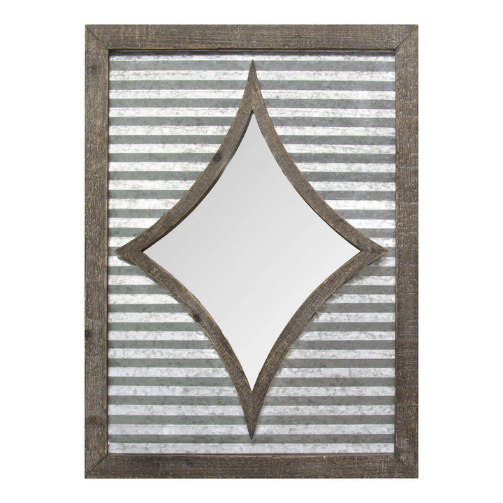 Stratton Home Decor Joanna Wall Mirror-Wall Mirror-Parker Gwen
