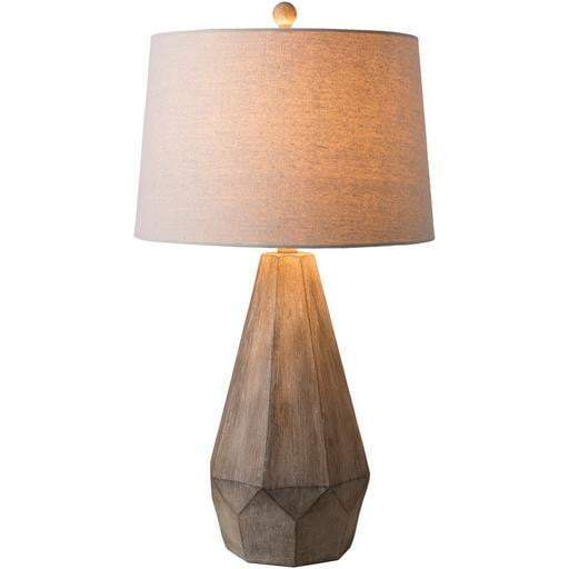Draycott Table Lamp (Grey Wash) - Parker Gwen
