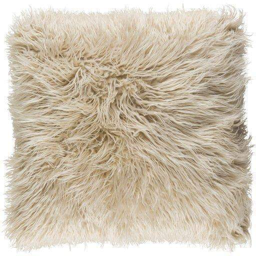 Kharaa Faux Fur Pillow 18