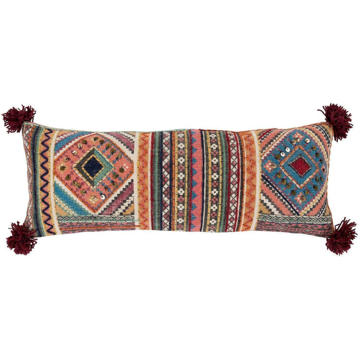 Surya Lena 30 x 12 x 4 Pillow Collection-Pillow-Parker Gwen