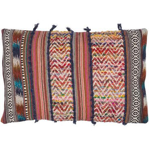 "Marrakech Throw Pillow: 14"" x 22"" 