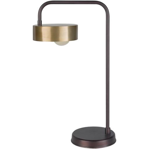 Maverick Iron Portable Table Lamp | Table Lamp | parker-gwen