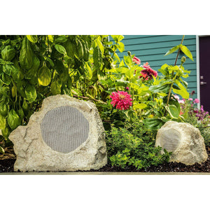 Jamo JR-4 Outdoor Rock Speaker (Sandstone) - Parker Gwen