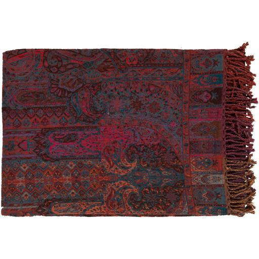 Tenali Global Wool Large Throw Blanket 55
