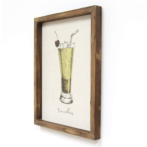 Tom Collins Wall Art-Wall Accent-Parker Gwen