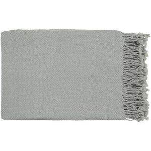 "Turner Woven Throw Blanket 50"" x 60"" (Grey) 