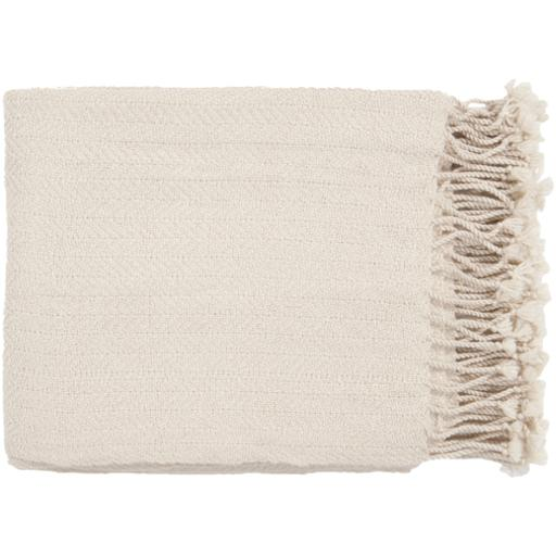 "Turner Woven Throw Blanket ""50"" x 60"" (Khaki)-Throw-Parker Gwen"