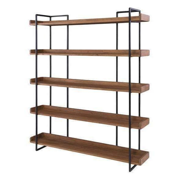 Vancouver Bookshelf - Two Sizes-Bookcase-Parker Gwen
