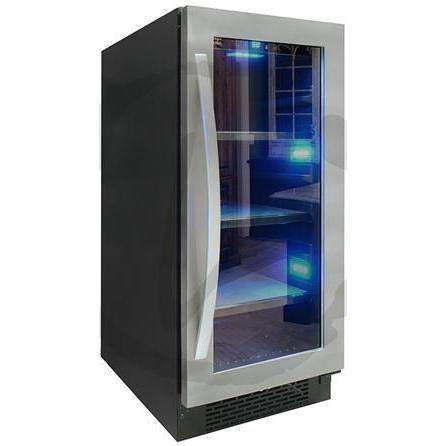 "Vinotemp 15"" Single Zone Beverage Cooler Fridge-Right Hinge-Wine Cooler-Parker Gwen"