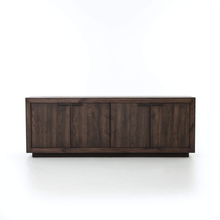 "Couric 94"" Sideboard (Grey Oak) - Wesson Collection - Parker Gwen"