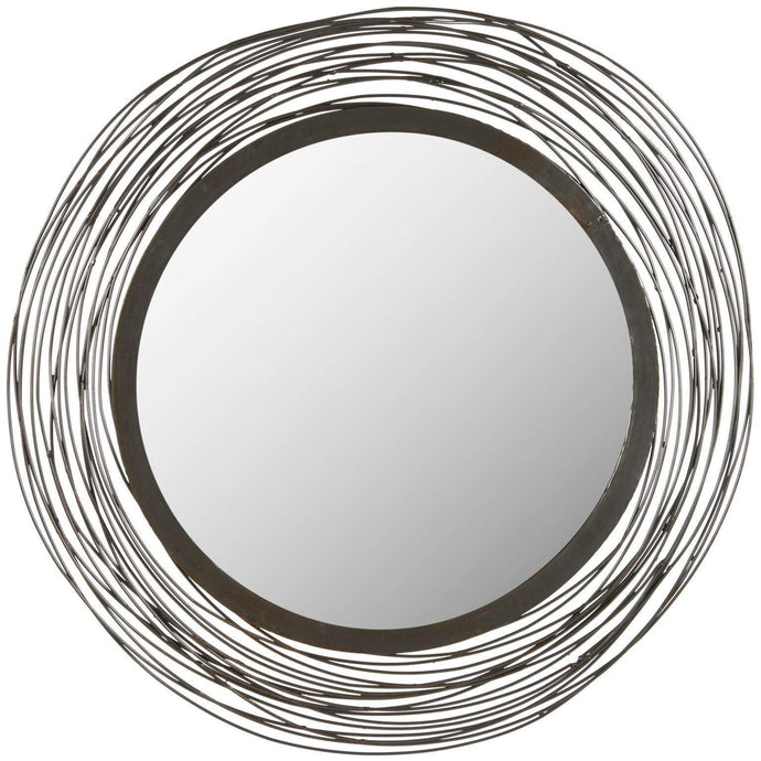 Wired Wall Mirror-Wall Mirror-Parker Gwen