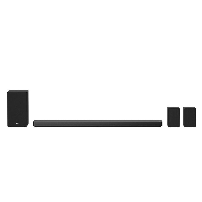 LG 7.1.4 Channel High Res Audio Sound Bar with Dolby Atmos®, Surround Speaker and Google Assistant Built-in | Soundbar | parker-gwen