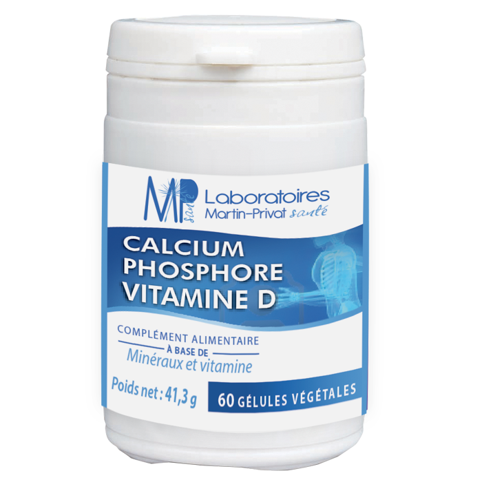 Calcuim vitamine phosphore