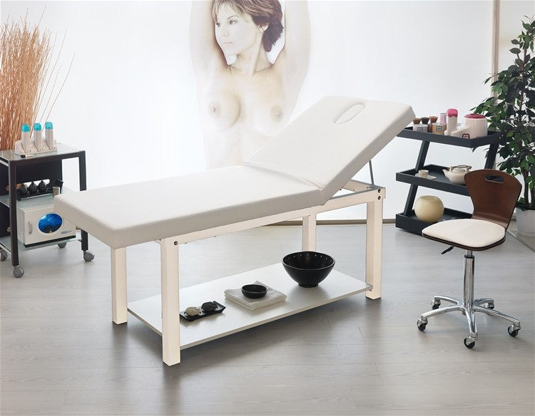 Table de massage WHITE