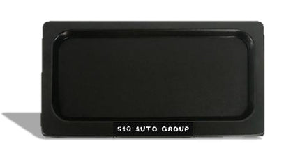 Stealth Plate Curtains to Cover your license plates with a remote. 510 Auto Group Collection