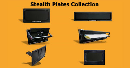 Stealth Plates