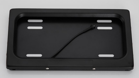 Stealth Plate Frame Only (Curtains)