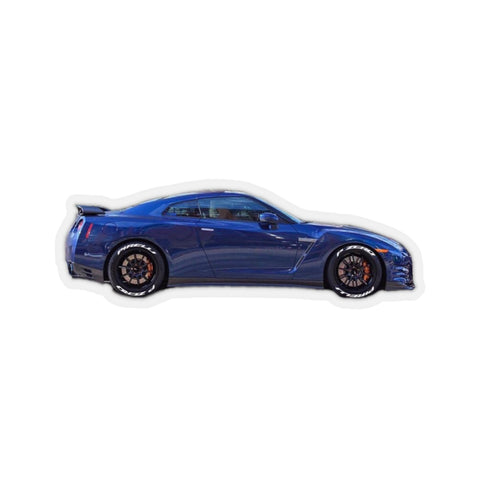 Gwyneth Racer GTR Sticker