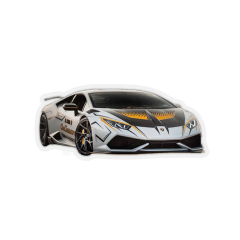 CarCommunity Huracan Sticker