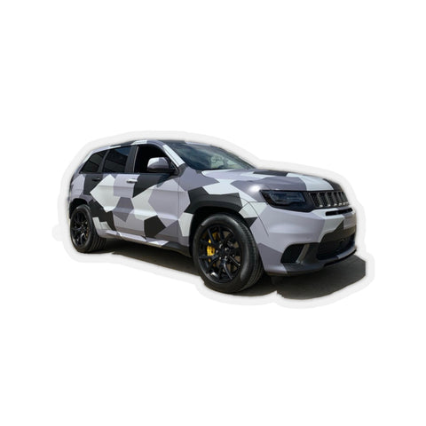 Thesnowhawk Trackhawk Sticker