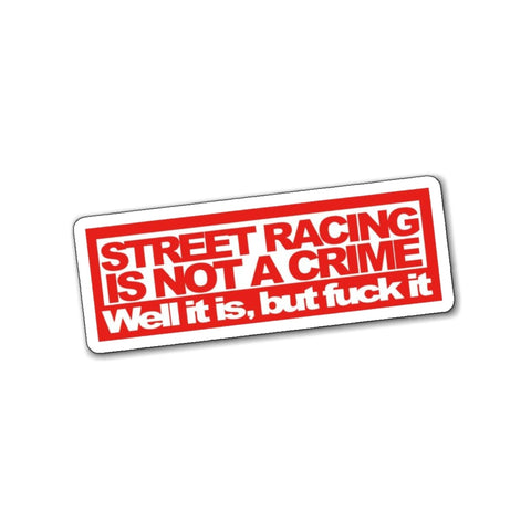 StreetRacing Magnet