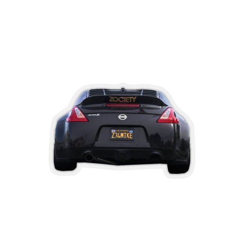 Mike 370z Sticker